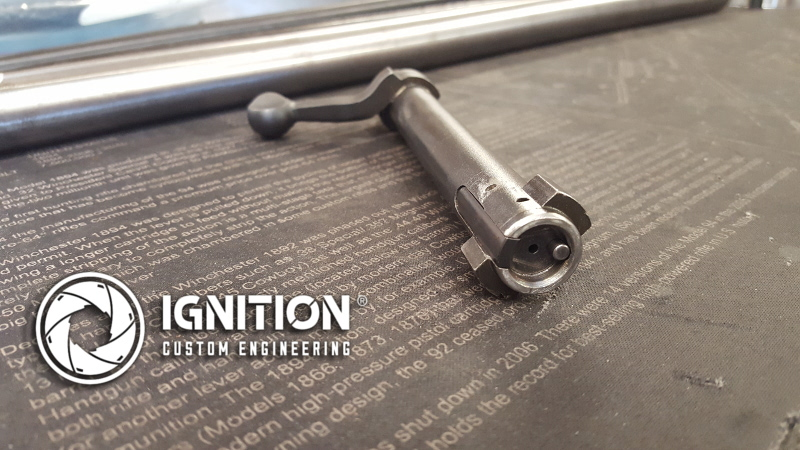 Increase reliability and consistency with a M16 extractor upgrade to your bolt