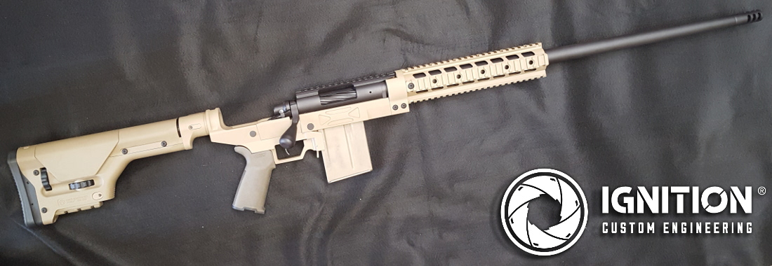 "Can ""Tactical"" be clean and minimal? Custom Rem Rifle Build"
